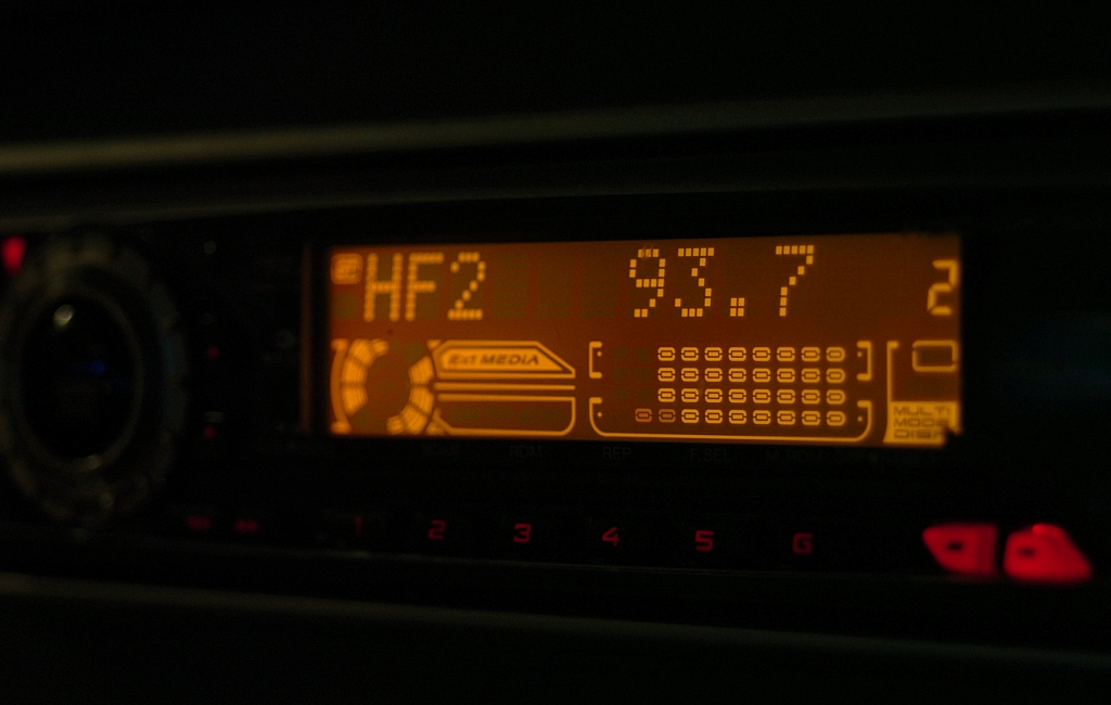 2007 - Rádio Gaúcha is aired also in FM waves.