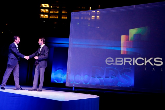 2012 - e.Bricks, Grupo RBS digital enterprise, is released.