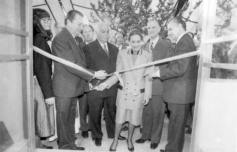 1988 - RBS TV Santa Cruz is inaugurated.