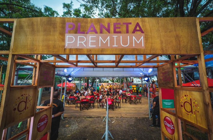 Planeta Premium, a curated space of the on the Planeta Atlântida